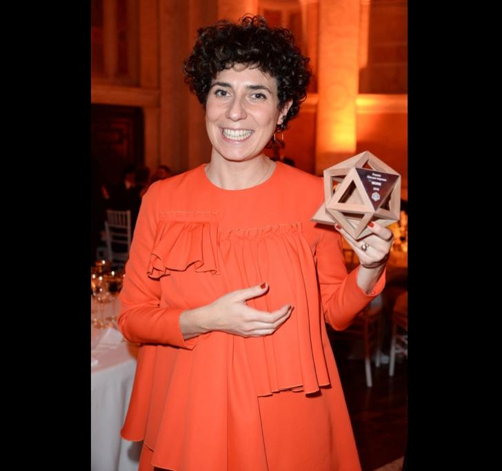 valentina moretti MORE - design - among winners of 2016 Altagamma Emerging Brands Awards