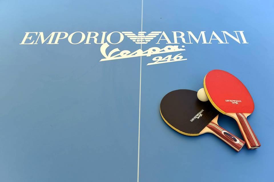 vespa 946 Emporio Armani launch in Rome - launch event June 2015