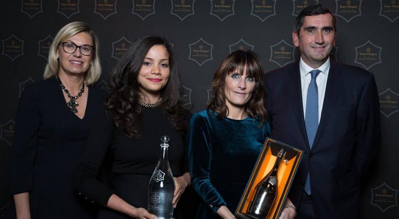 veuve clicquot 2015 business women awards winner