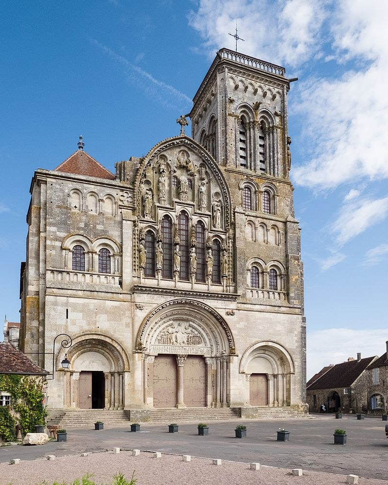 vezelay abbey