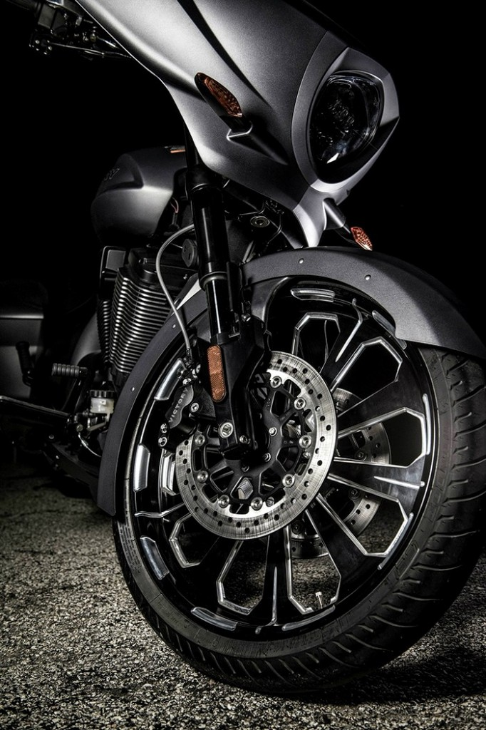 victory motorcycles - Magnum X-1 Stealth Edition-