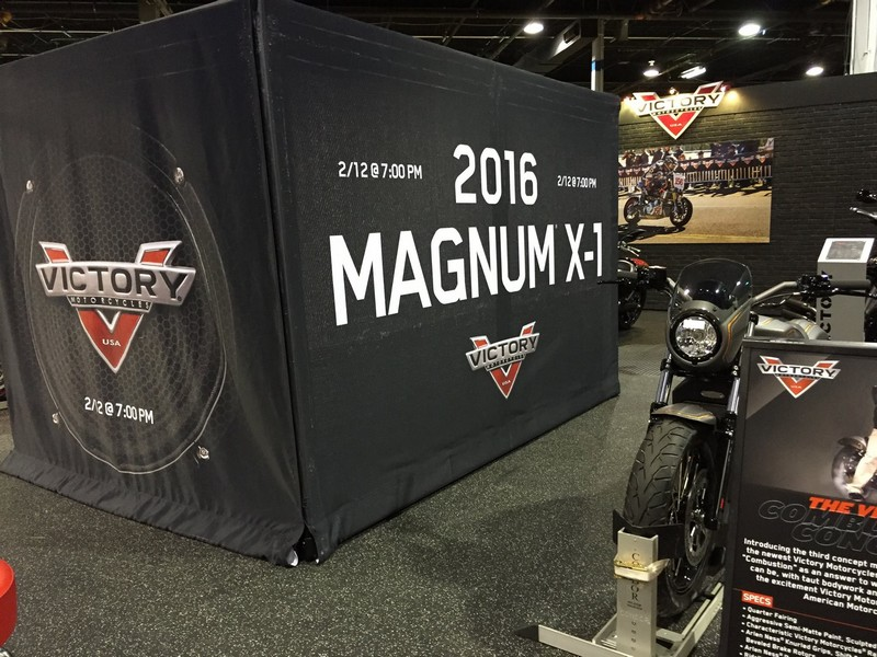 victory motorcyclesmagnum - Magnum X-1 Stealth Edition