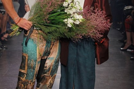 Mirror The World: Vivienne Westwood puts Venice centre stage on the Paris catwalk
