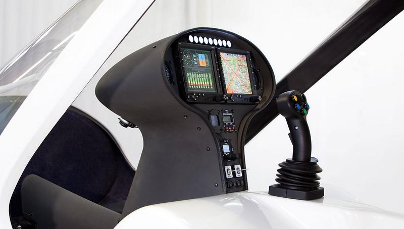 volocopter 2016 joystick