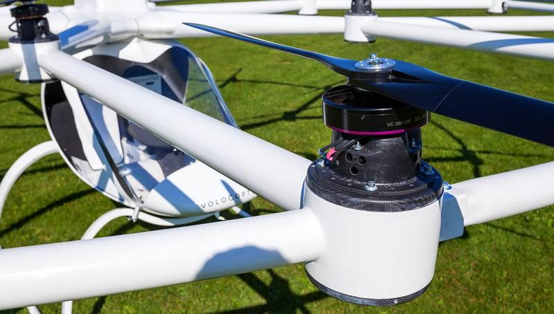 volocopter 2016 transportation