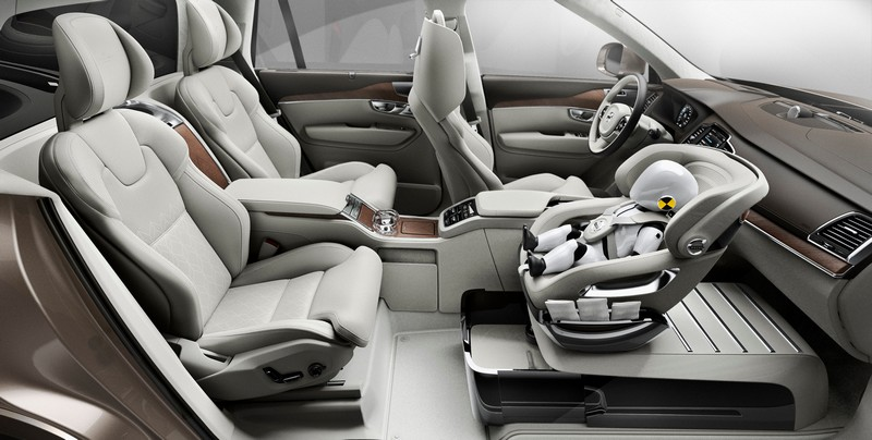 volvo Excellence Child Seat concept 2015