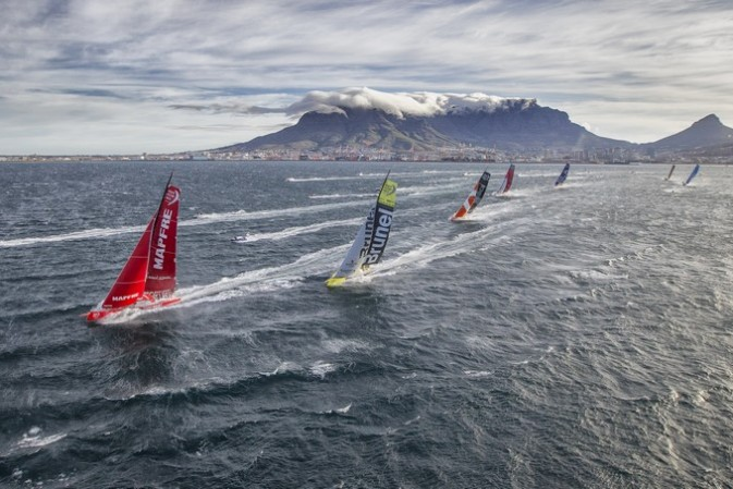 A real taste of what it is like to be onboard at Volvo Ocean Race: 'Zoom In'