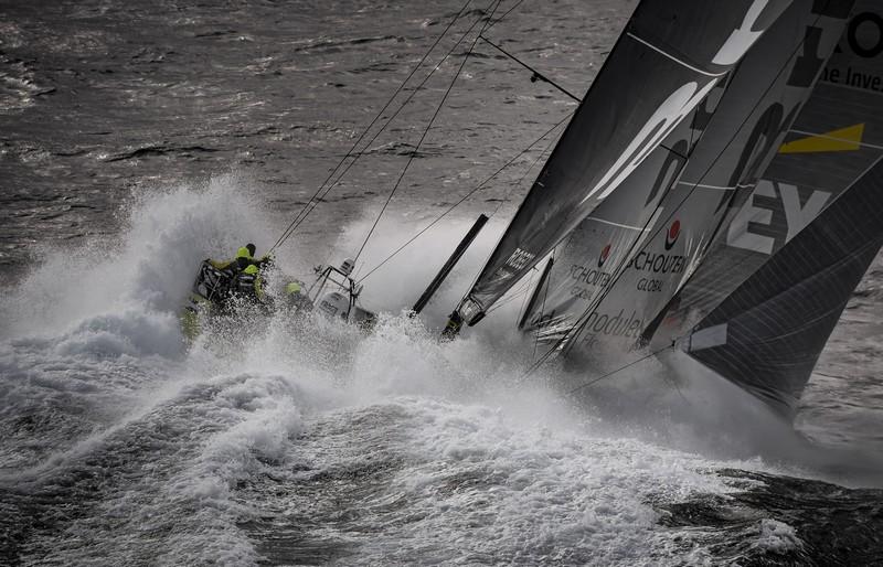 Volvo Ocean Race 2014-15 - Leg 5 Cape Horn