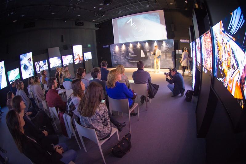 volvo ocean race museum - Volvo Ocean RaceZoom In exhibition