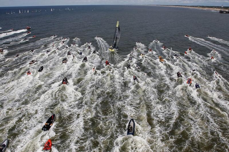 volvo ocean race photos -