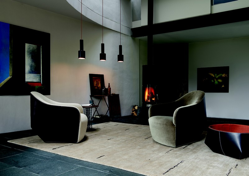 walter knoll-isanka-chair