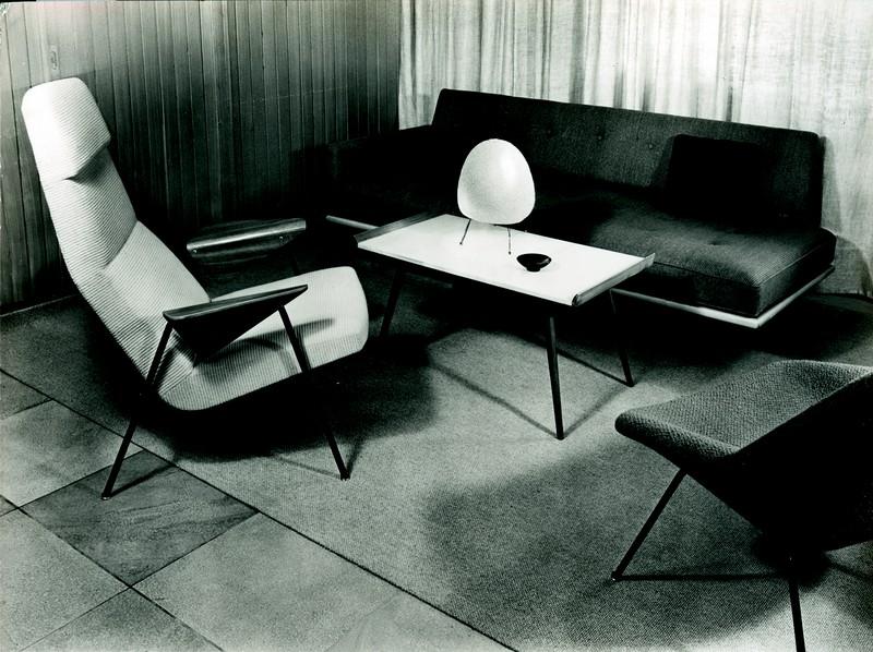 walter knoll -votteler-chair-around-1956