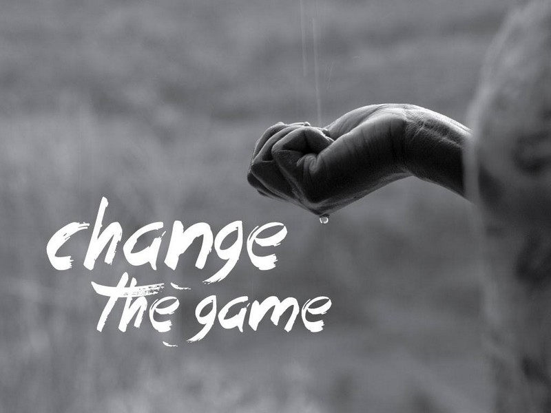 water for people change the game
