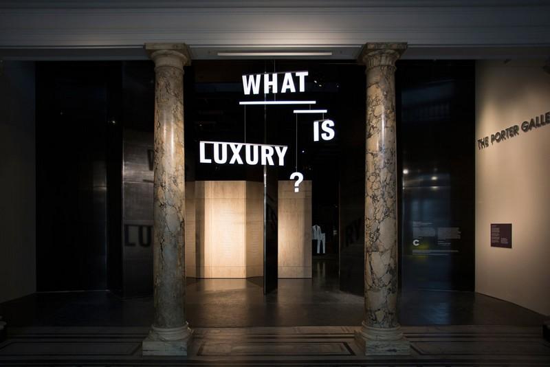what is luxury vandamuseumlondon 2015-