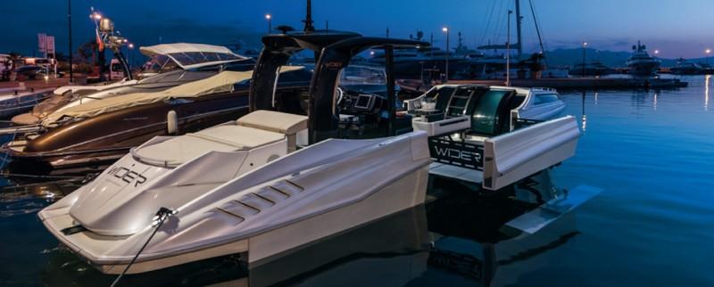 wider 42 yacht---