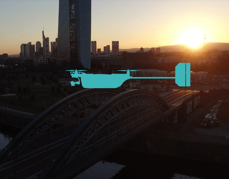 wingcopter high speed hybrid drone 2015-
