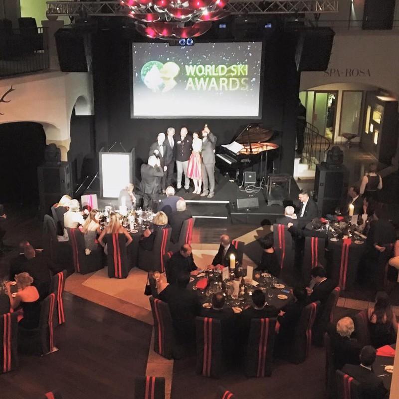 world ski awards 2015 ceremony -