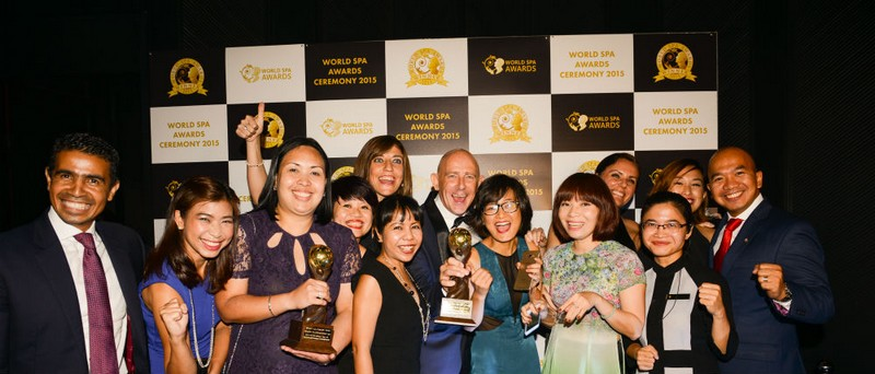 world spa awards 2015--winners