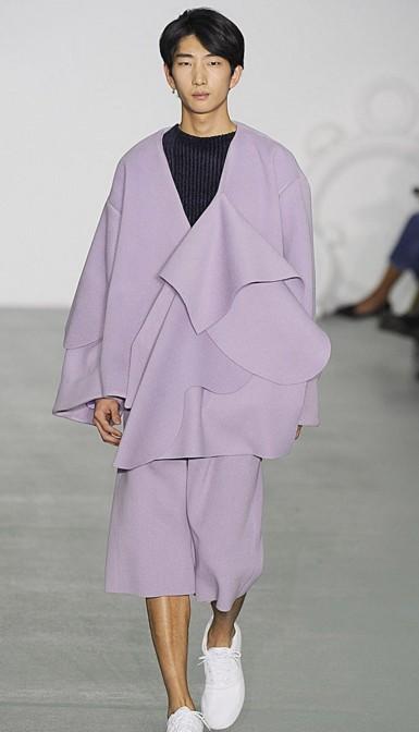xiao li - london fashion week 2016 looks