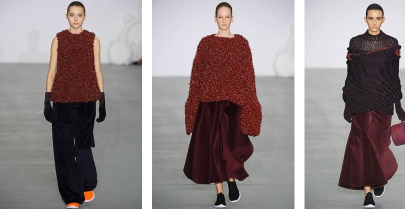 xiao li - london fashion week 2016 show--