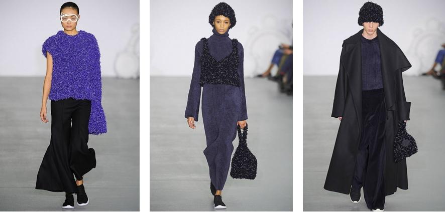 xiao li - london fashion week 2016 show