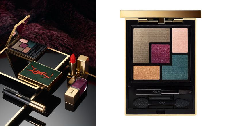 ysl scandal collection 2016