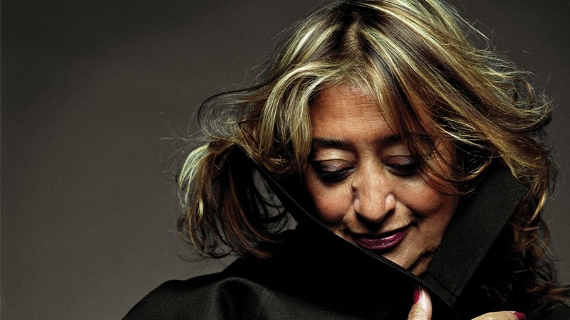 zaha hadid photo