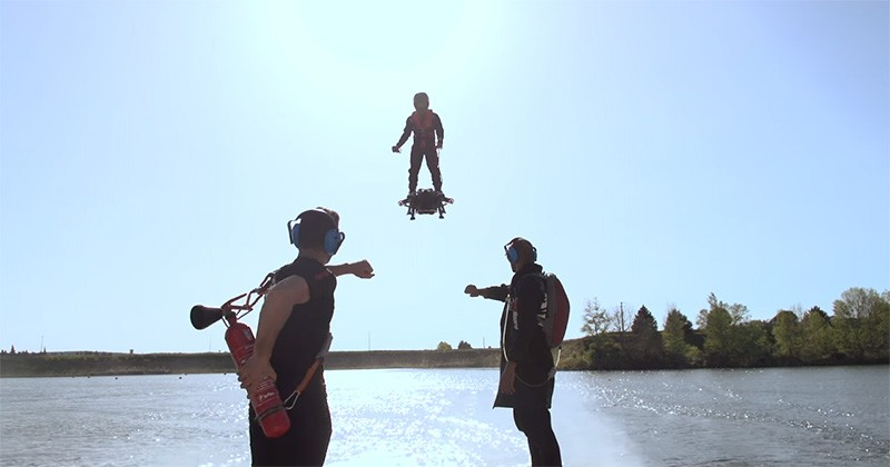zapata racing - Flyboard-air