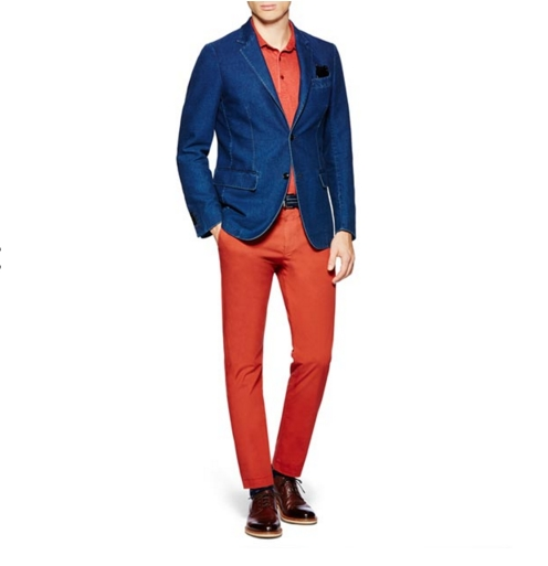 zegna luxury denim-blazer-