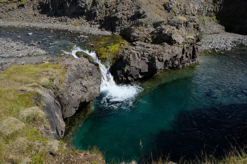 Össurá Valley Iceland