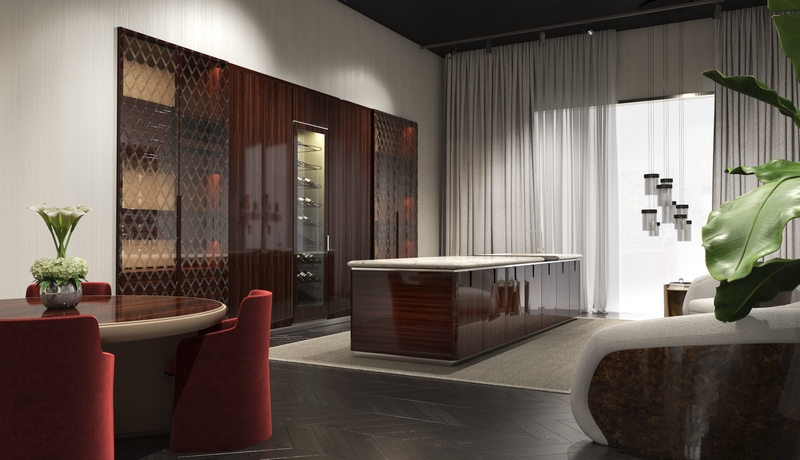 03_Bentley Home_Buxton kitchen design Carlo Colombo