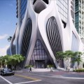 1000 museum Zaha Hadid Project Miami--