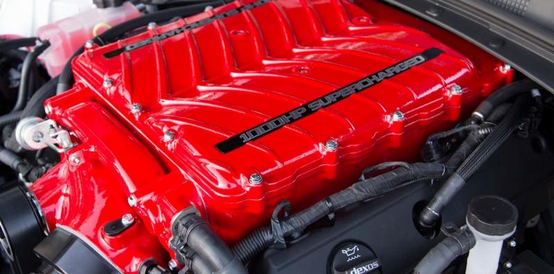 1000HP Yenko Camaro - 2018 YENKO SC Stage II Camaro- supercharged engine