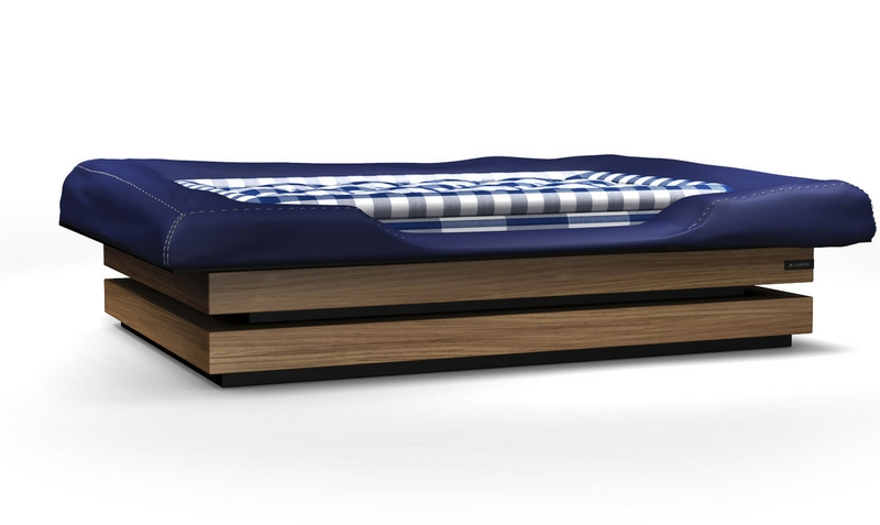 11 Ravens x Hästens Create The Highest Quality Dog Beds - arclight-dog-bed
