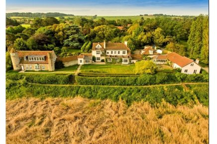 Norfolk, Wiltshire and Cornwall emerge as £1m property hotspots