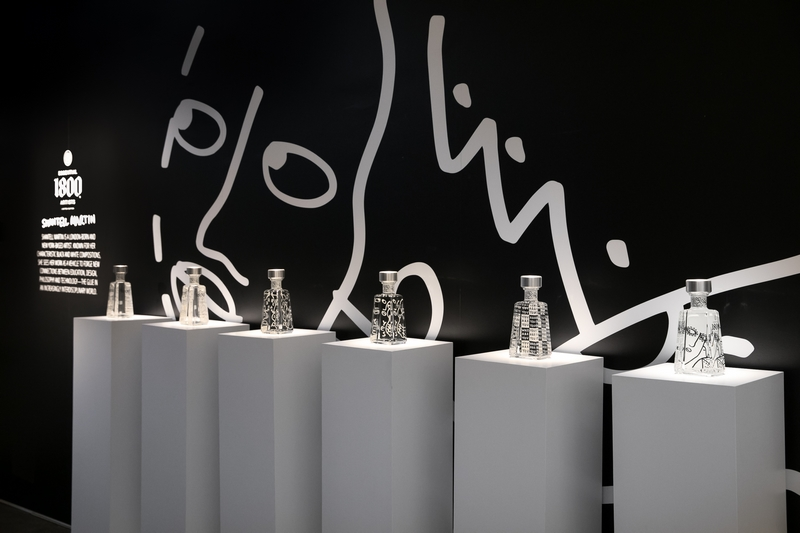 1800 Tequila launches the ninth edition of its Essential 1800 Artists Series featuring visual artist Shantell Martin