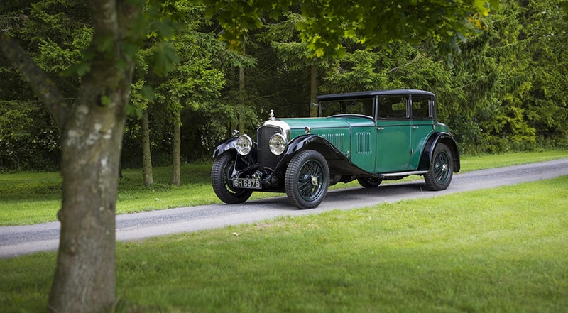 1929 Bentley Speed Six