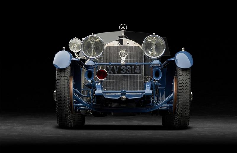 1929 Mercedes-Benz S Barker Tourer 'Boat Tail-