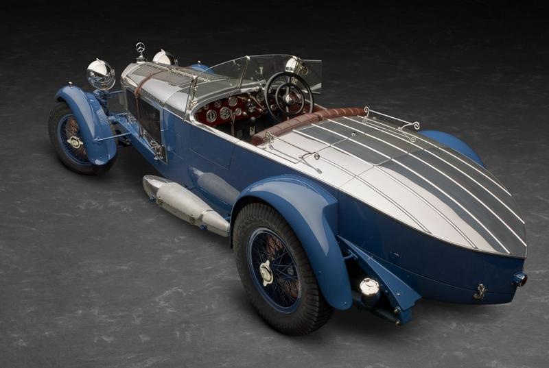 1929 Mercedes-Benz S Barker Tourer 'Boat Tail