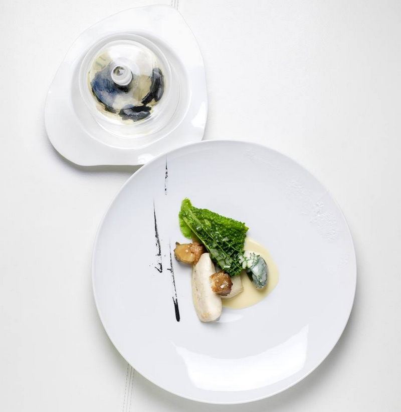 1947 restaurant in Courchevel awarded 3 stars in 2017 MICHELIN guide France-