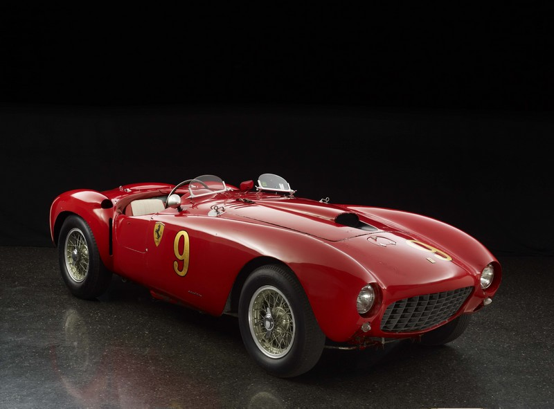 1953 Ferrari 375 MM Spyder by Pinin Farina