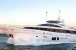 First LVMH Princess 32M Yacht