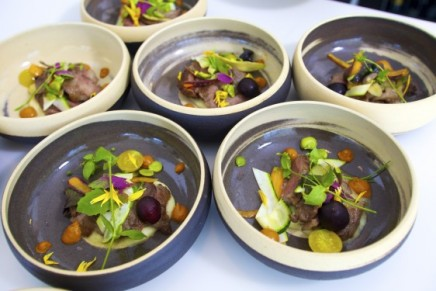 Top restaurant trends: Scandinavia, Japan and France rule the plates