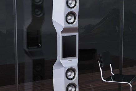 Epoque Reference Loudspeakers from Göbel