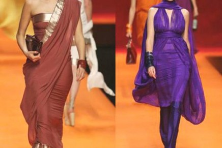 Saris – Hermes strategy to win new luxury buyers on Indian market