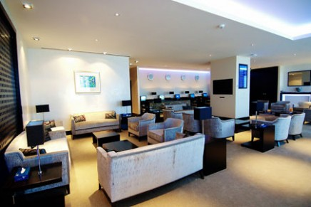 Oman Air's luxury Muscat lounges receive ISO certification