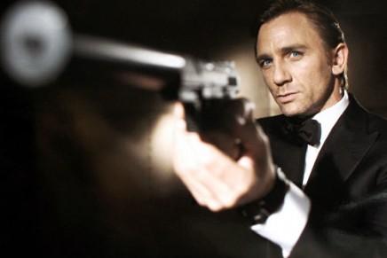 Daniel Craig, aka Agent 007, will wear Ford. Tom Ford