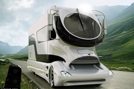 Marchi Mobile EleMMent Palazzo: World's most expensive campervan up for sale