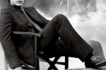 James Franco fronting Gucci bespoke suit campaign