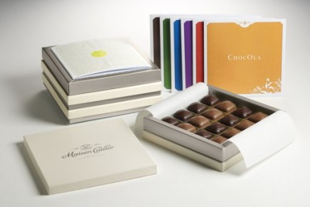 Nestle's 'haute couture' of the chocolate world